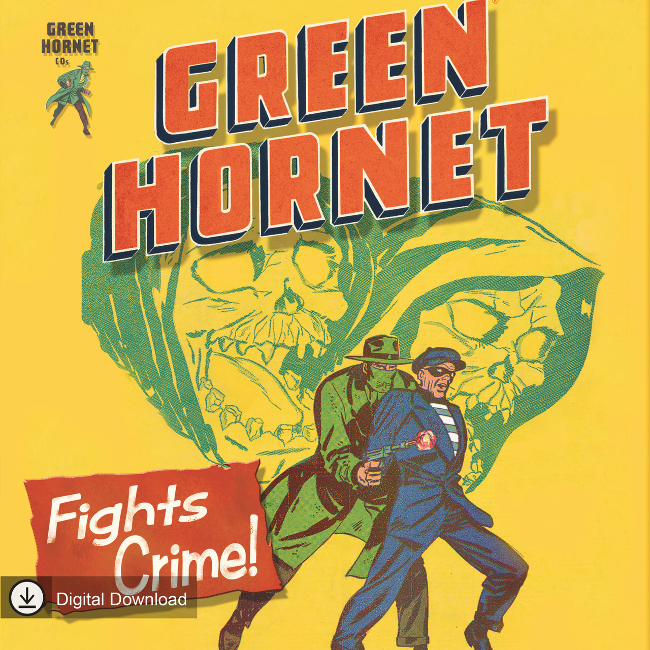 The Green Hornet: Fights Crime! (MP3 Download)