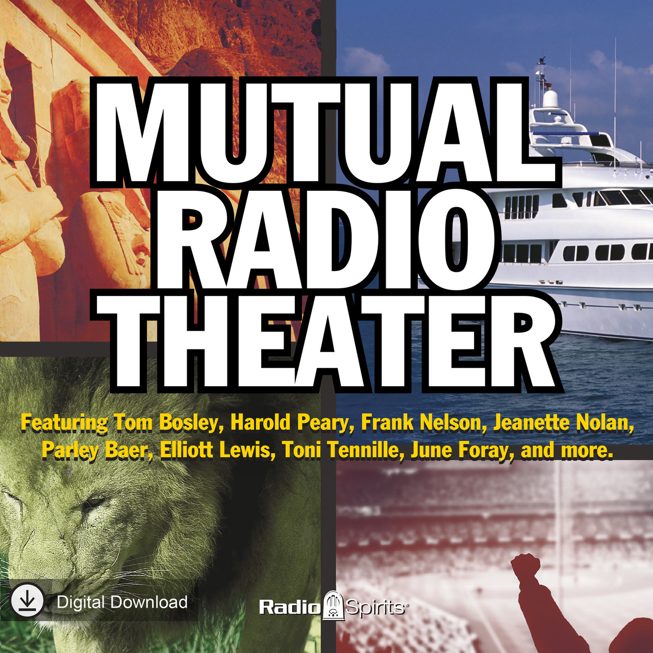 Mutual Radio Theater (MP3 Download)