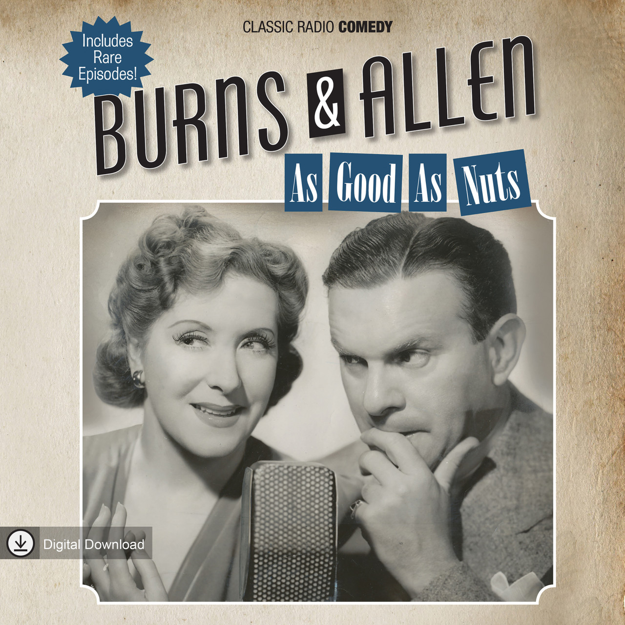 Burns & Allen: As Good As Nuts (MP3 Download)
