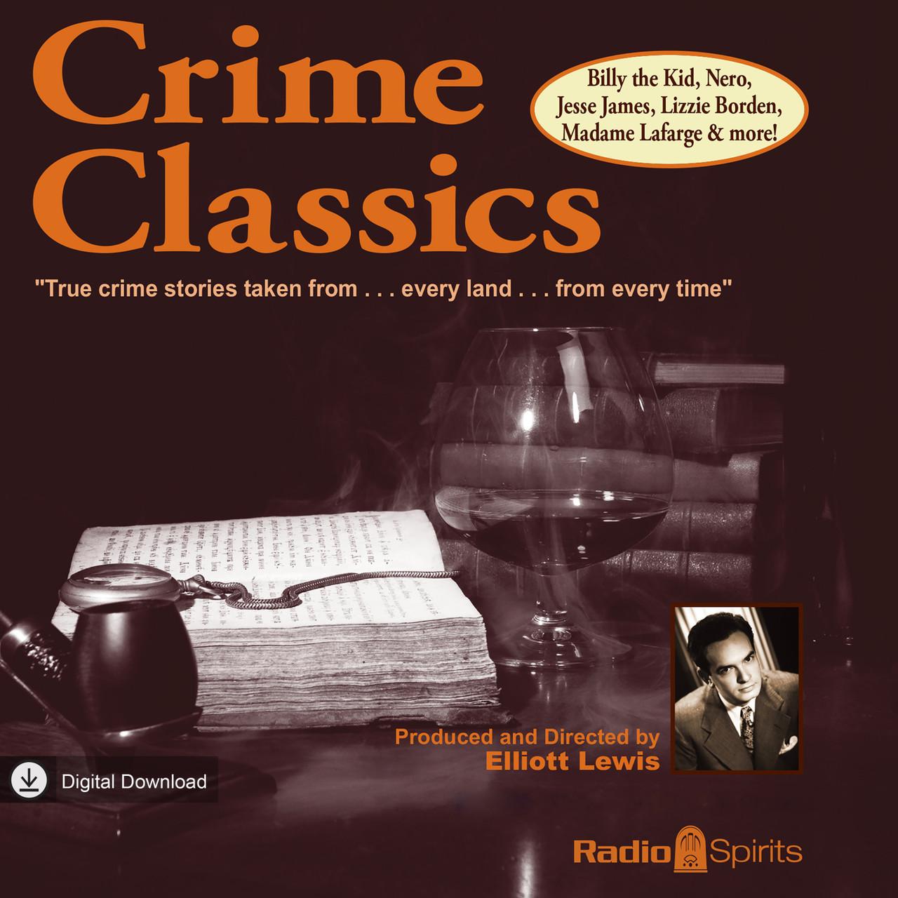 Crime Classics (MP3 Download)