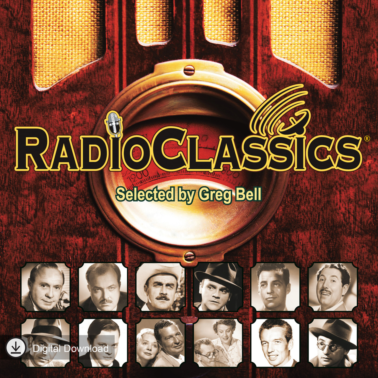 Radio Classics: Selected by Greg Bell (MP3 Download)