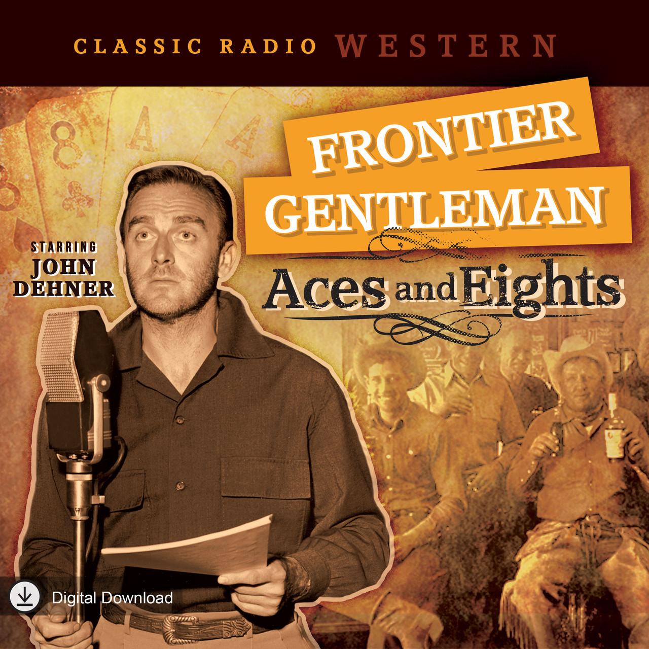 Frontier Gentleman: Aces and Eights (MP3 Download)