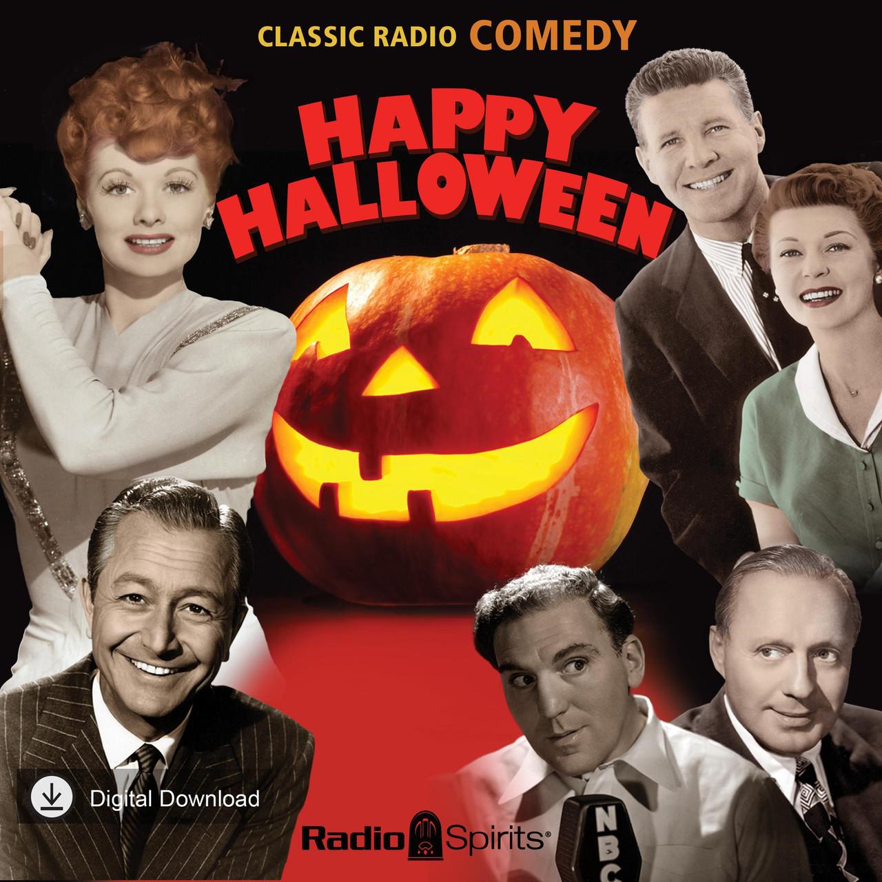 Happy Halloween! (MP3 Download)
