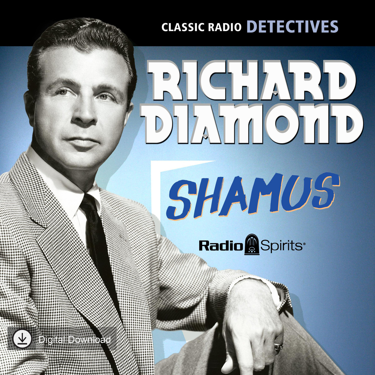 Richard Diamond: Shamus (MP3 Download)