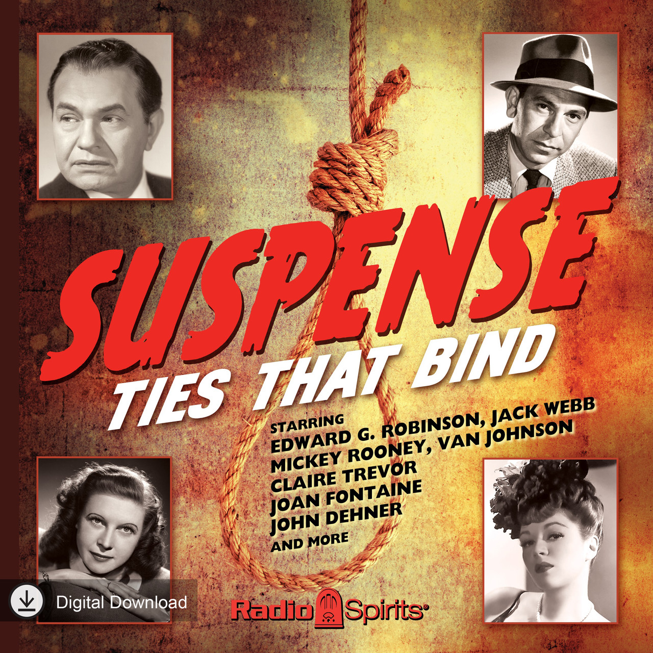 Suspense: Ties That Bind (MP3 Download)