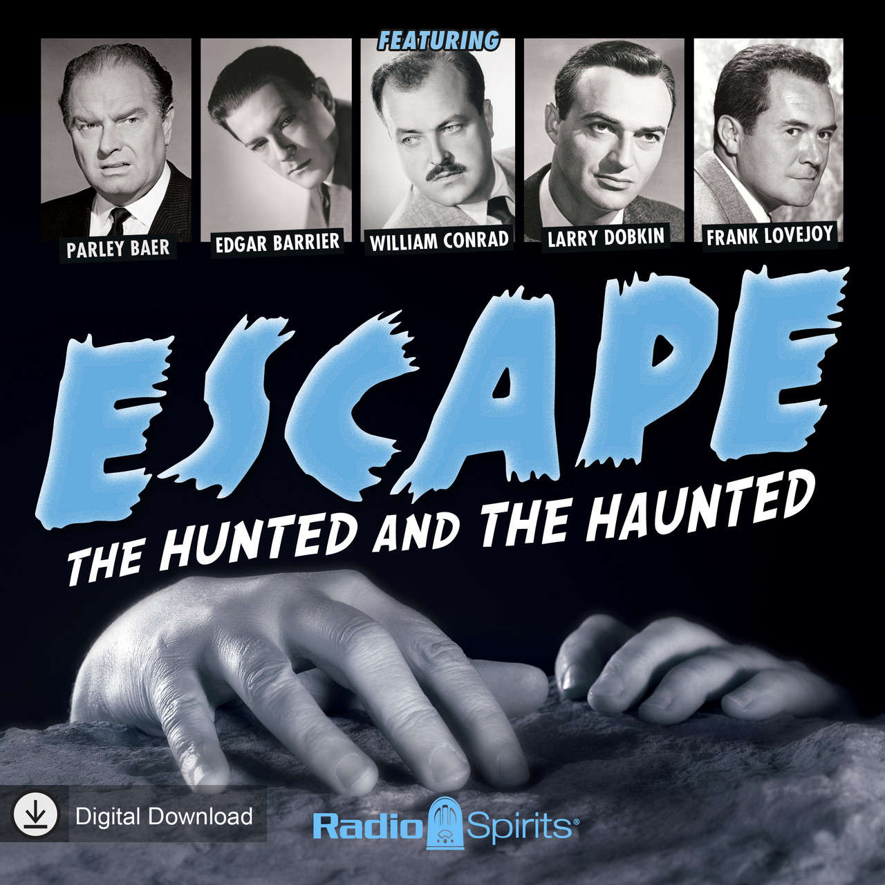 Escape: The Hunted and The Haunted (MP3 Download)
