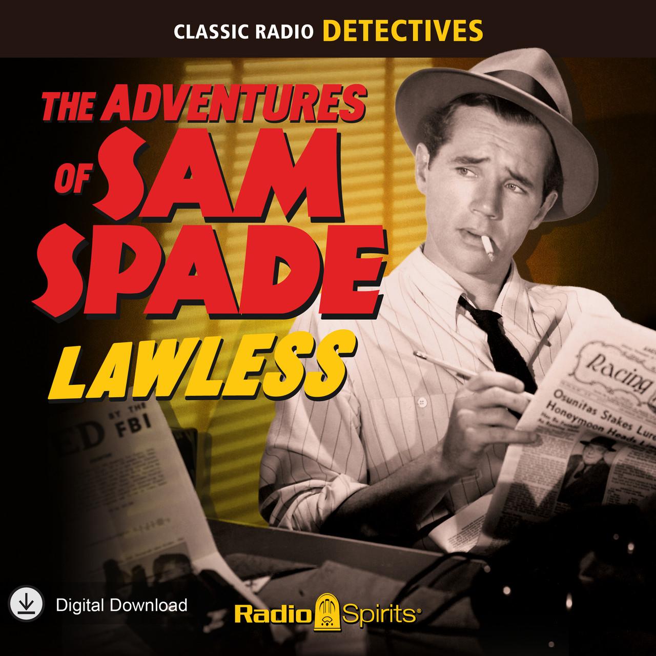 Sam Spade: Lawless (MP3 Download)