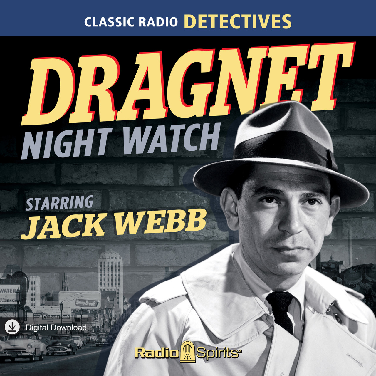 Dragnet: Night Watch (MP3 Download)