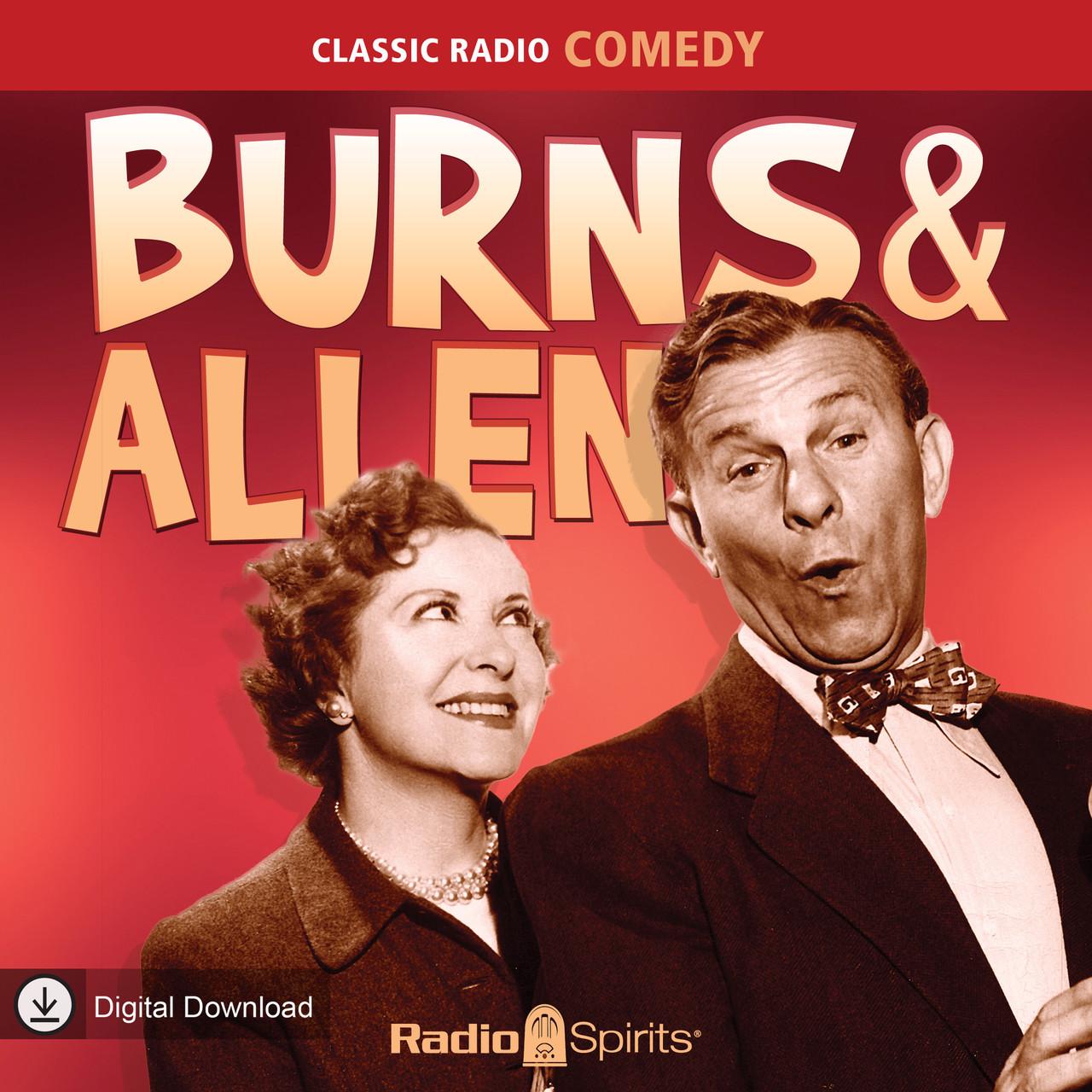 Burns & Allen: Keep Smiling (MP3 Download)