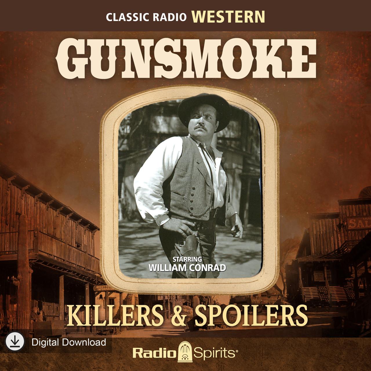 Gunsmoke: Killers & Spoilers (MP3 Download)