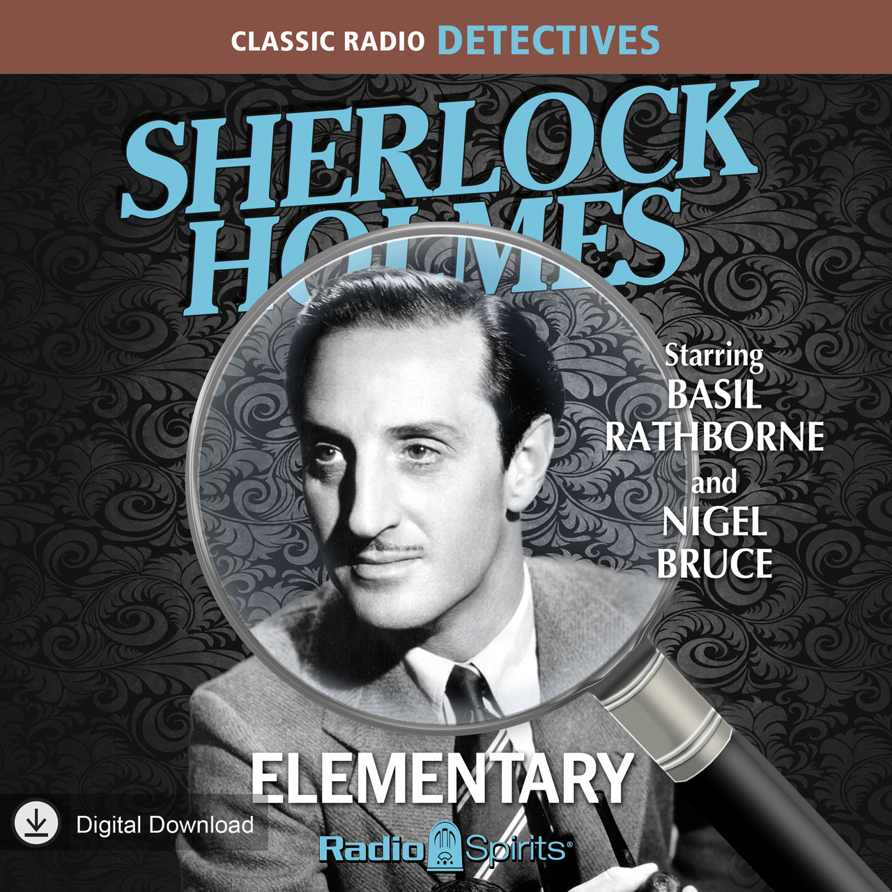 Sherlock Holmes: Elementary (MP3 Download)