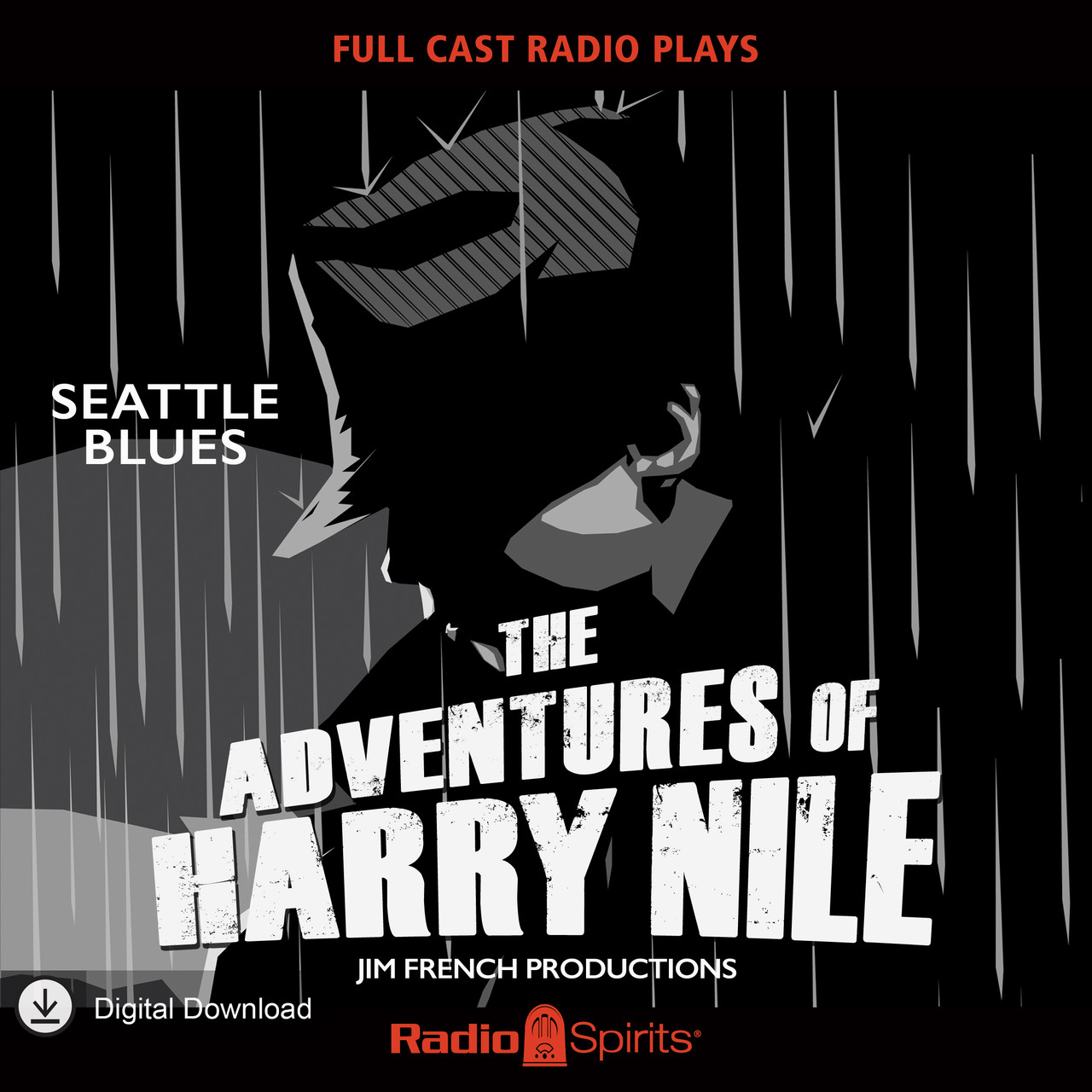 The Adventures of Harry Nile: Seattle Blues (MP3 Download)