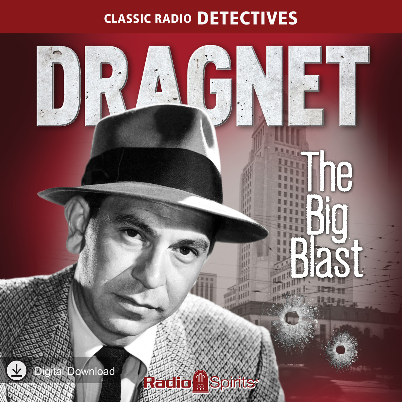 Dragnet: The Big Blast (MP3 Download)