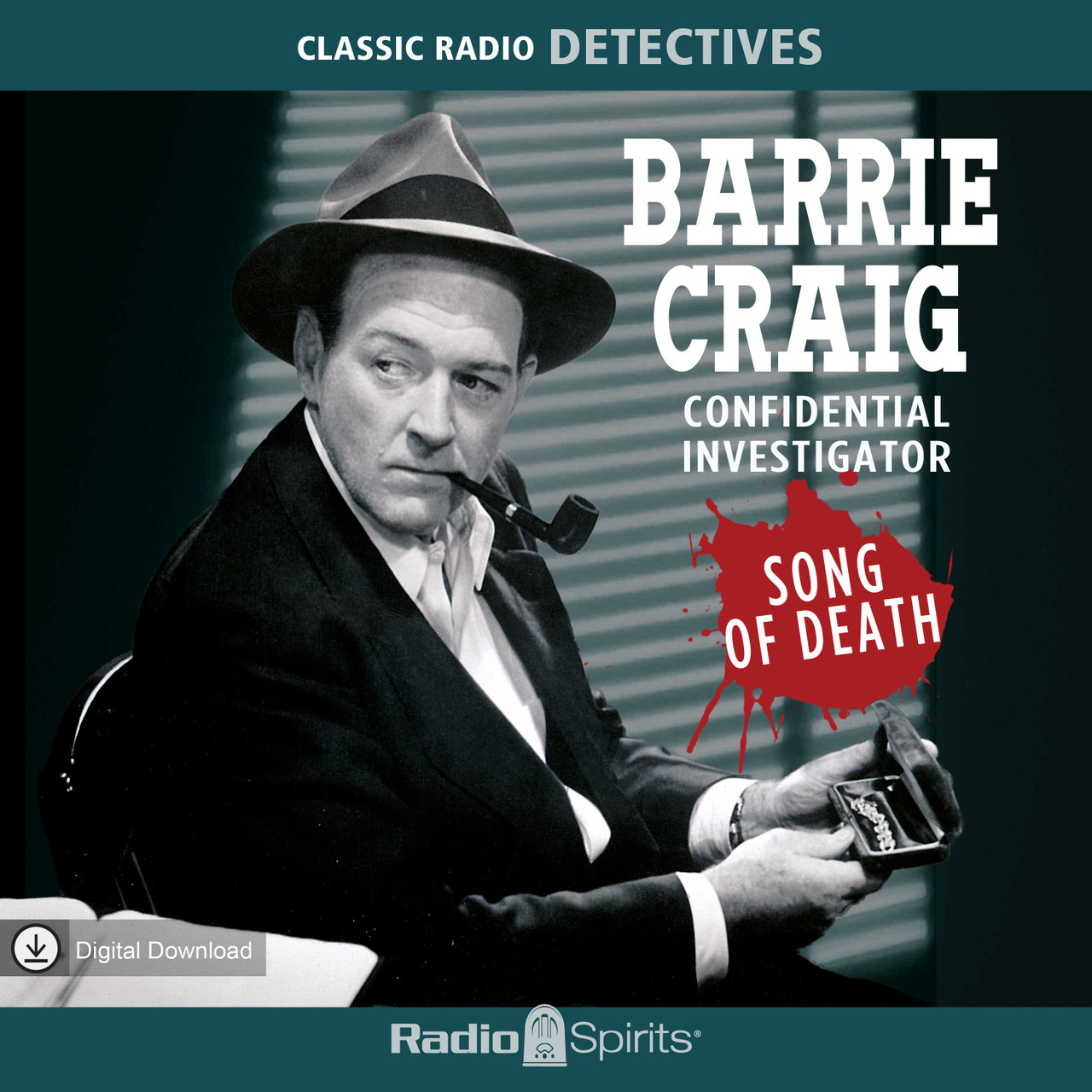 Barrie Craig: Song of Death (MP3 Download)