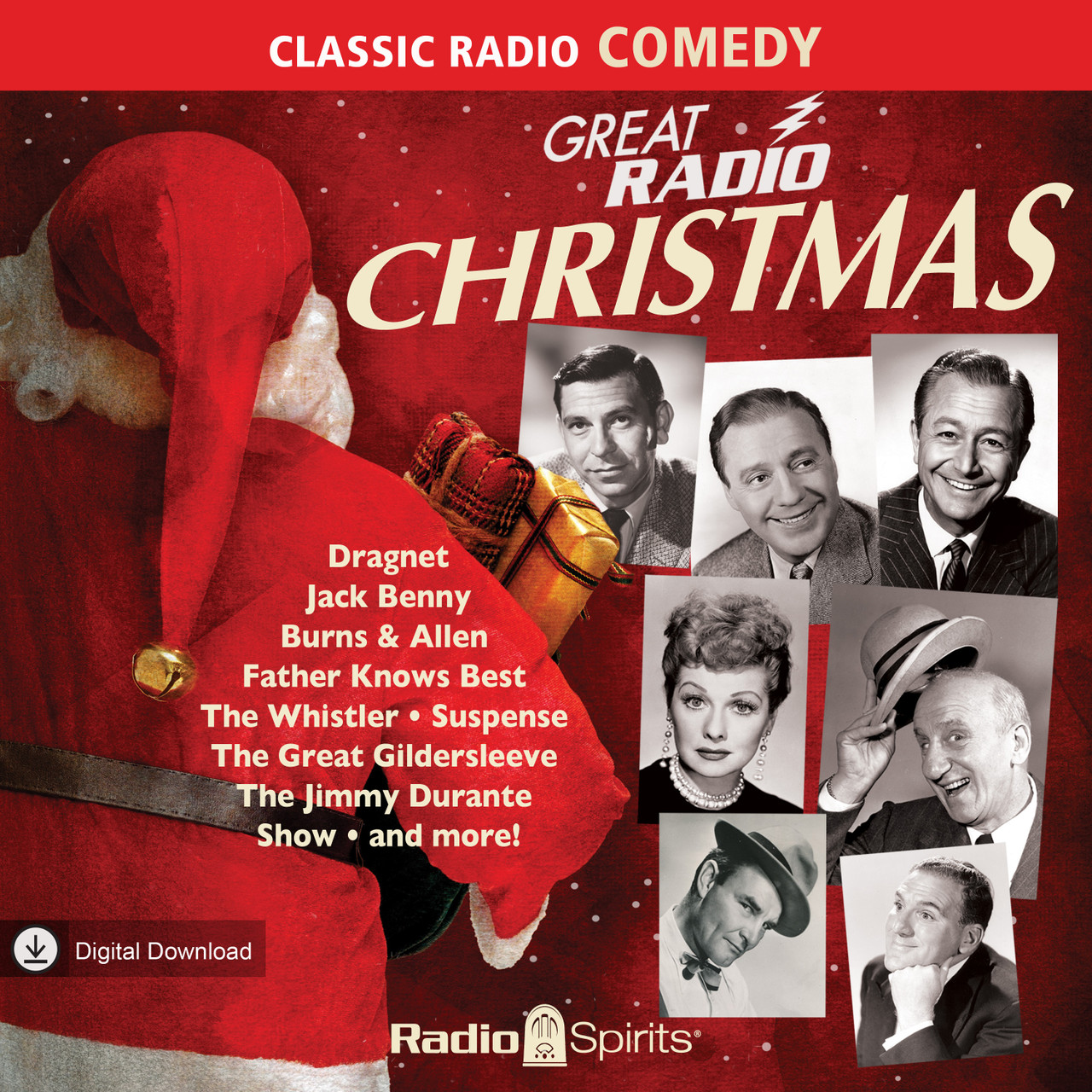 Great Radio Christmas (MP3 Download)
