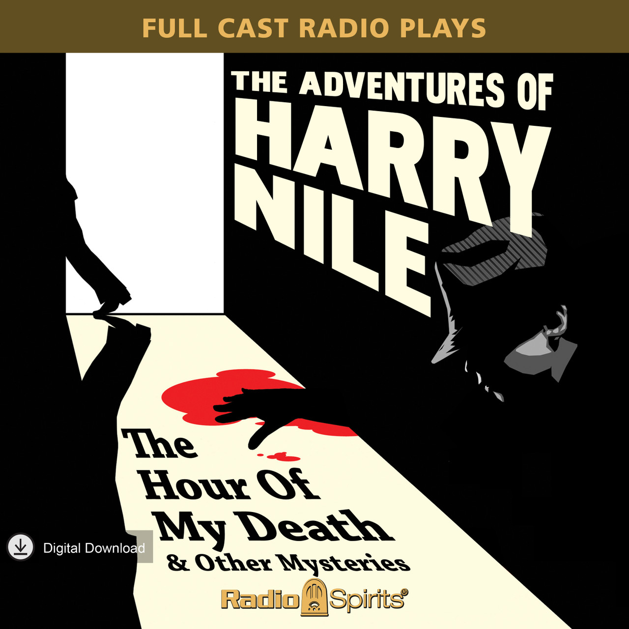 Harry Nile: The Hour of My Death & Other Mysteries (MP3 Download)