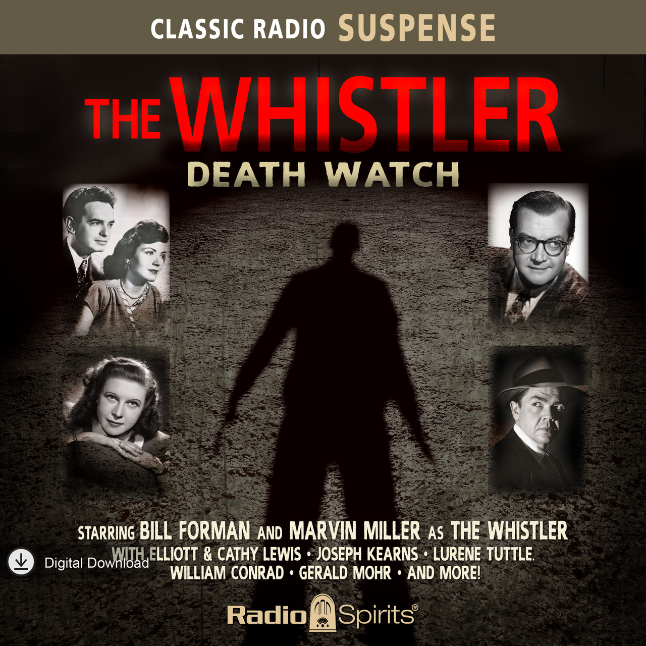 The Whistler: Death Watch (MP3 Download)