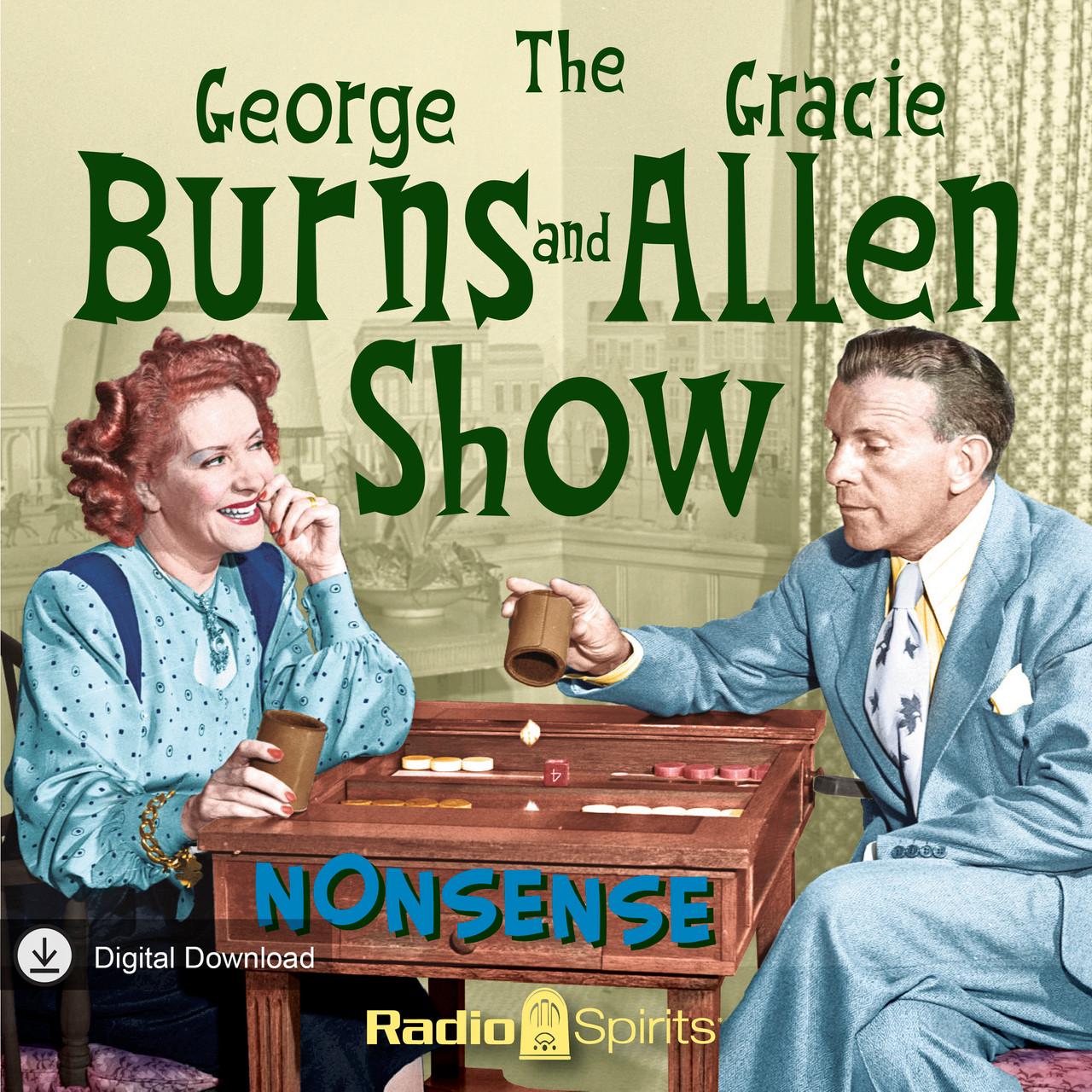 Burns & Allen: Nonsense (MP3 Download)