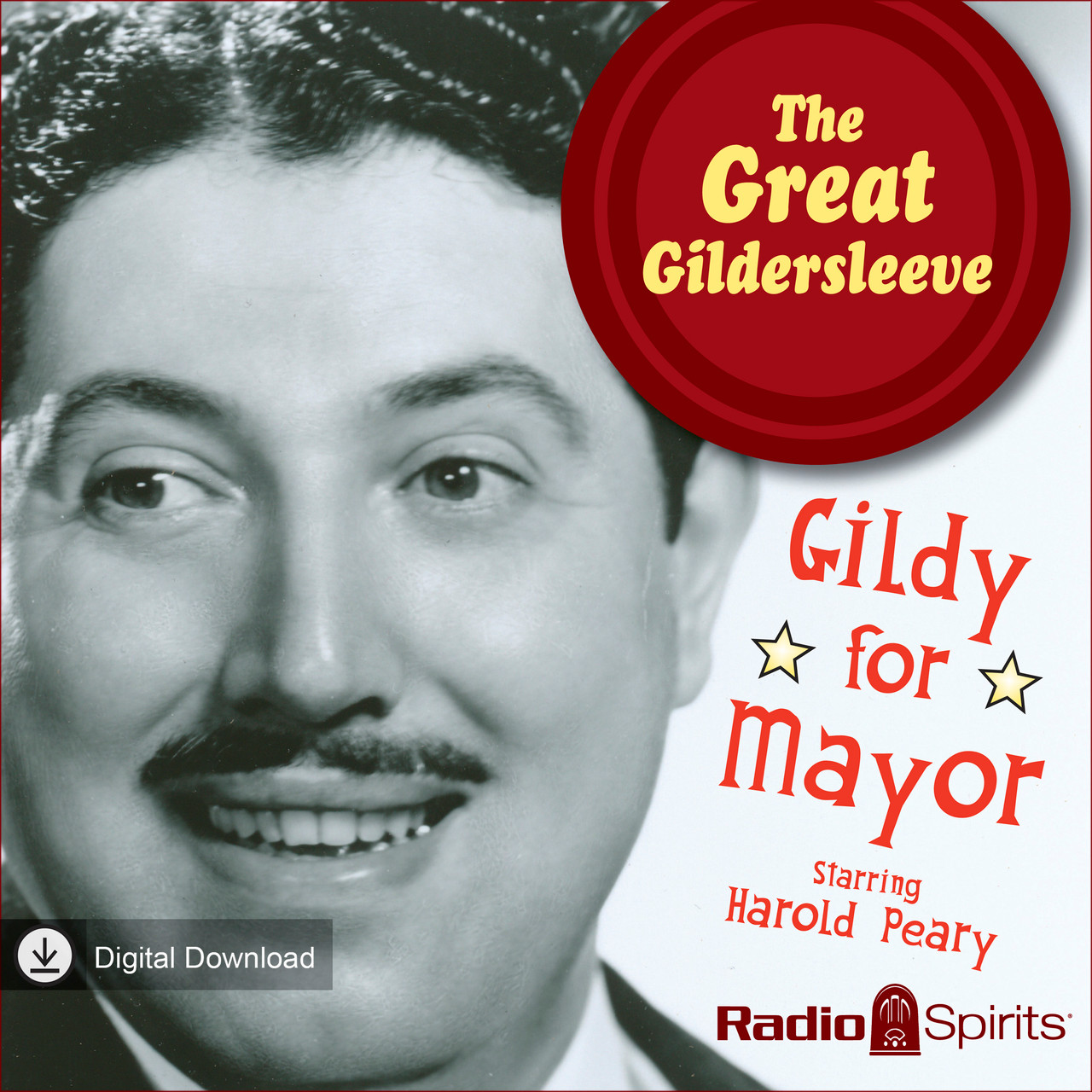 The Great Gildersleeve: Gildy For Mayor! (MP3 Download)