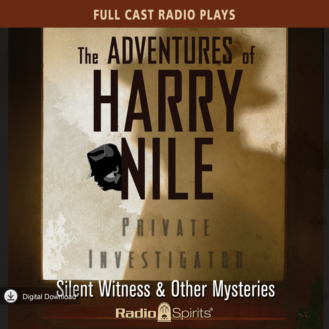 Harry Nile: Silent Witness & Other Mysteries (MP3 Download)