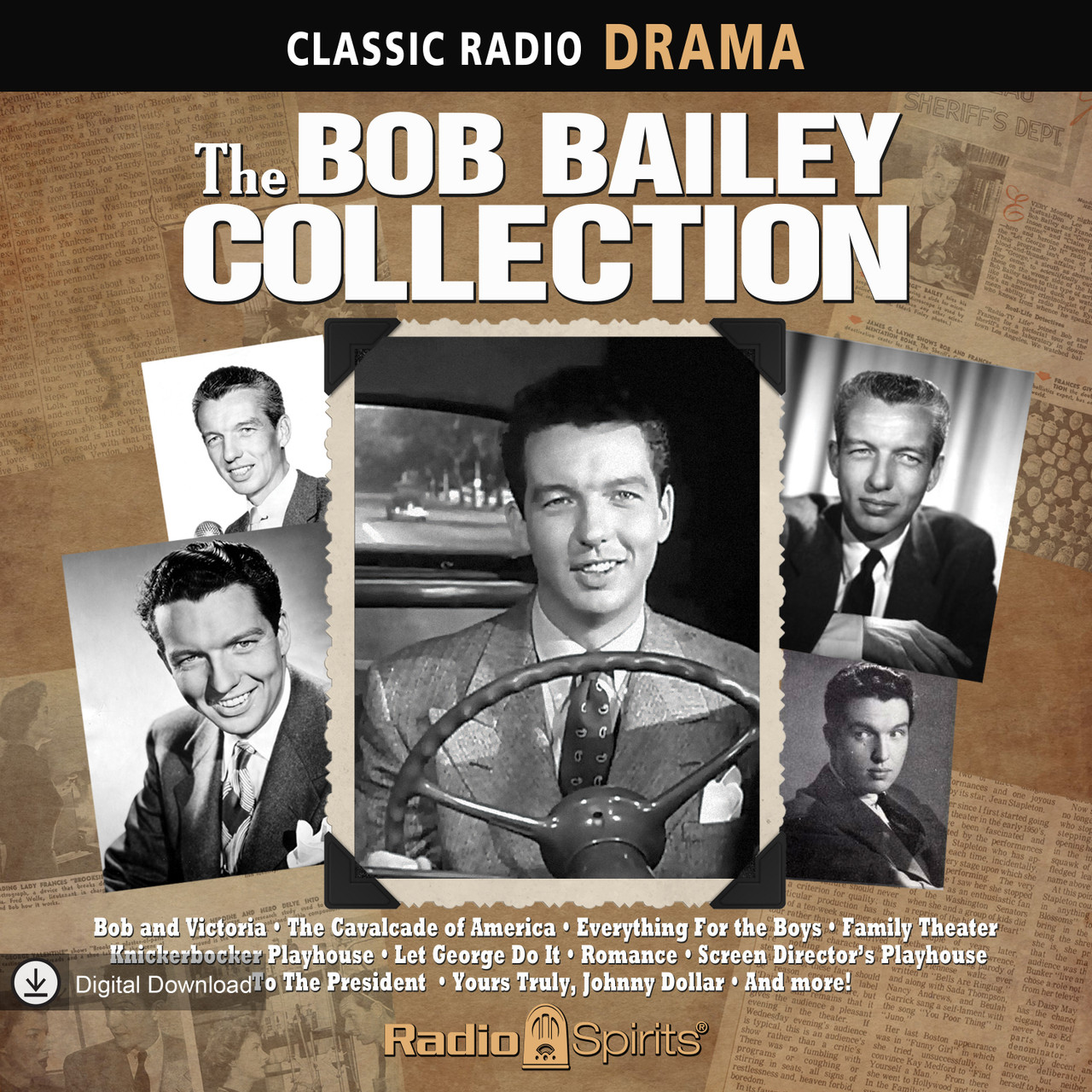 The Bob Bailey Collection (MP3 Download)