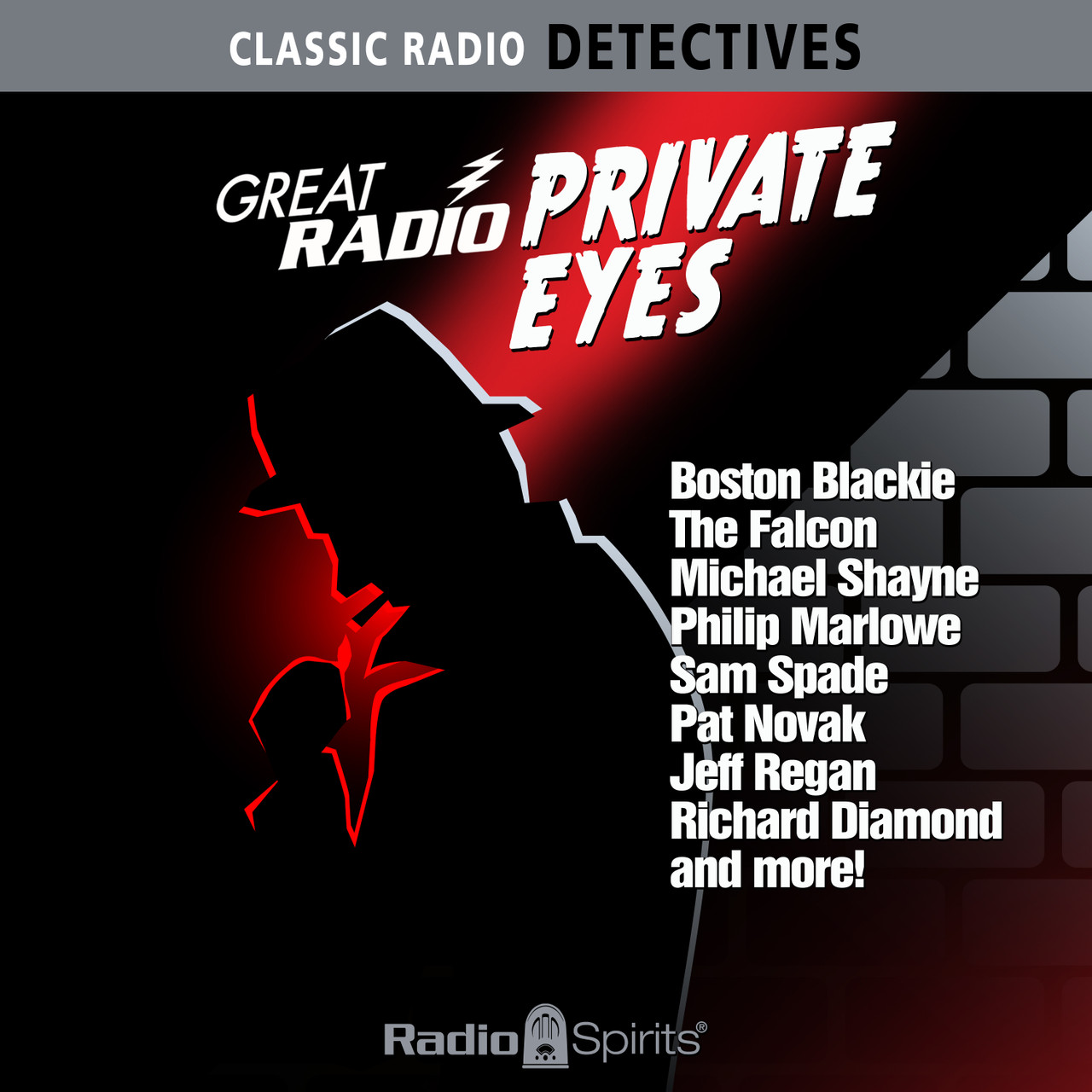 Great Radio Private Eyes (MP3 Download)