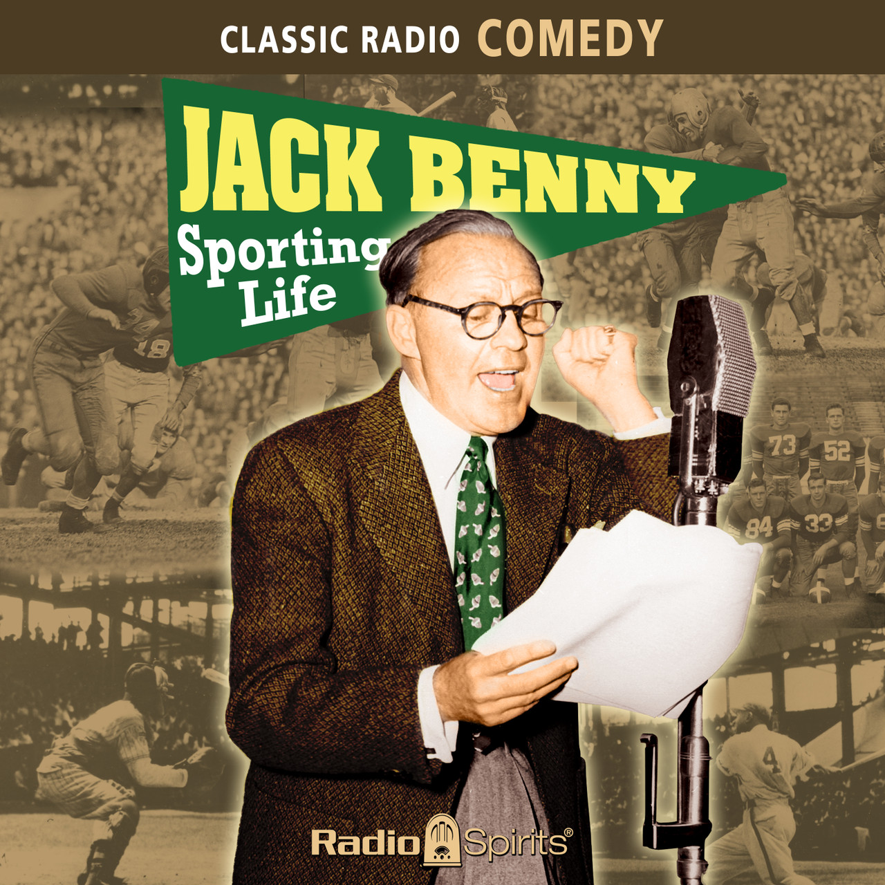 Jack Benny: The Sporting Life (MP3 Download)