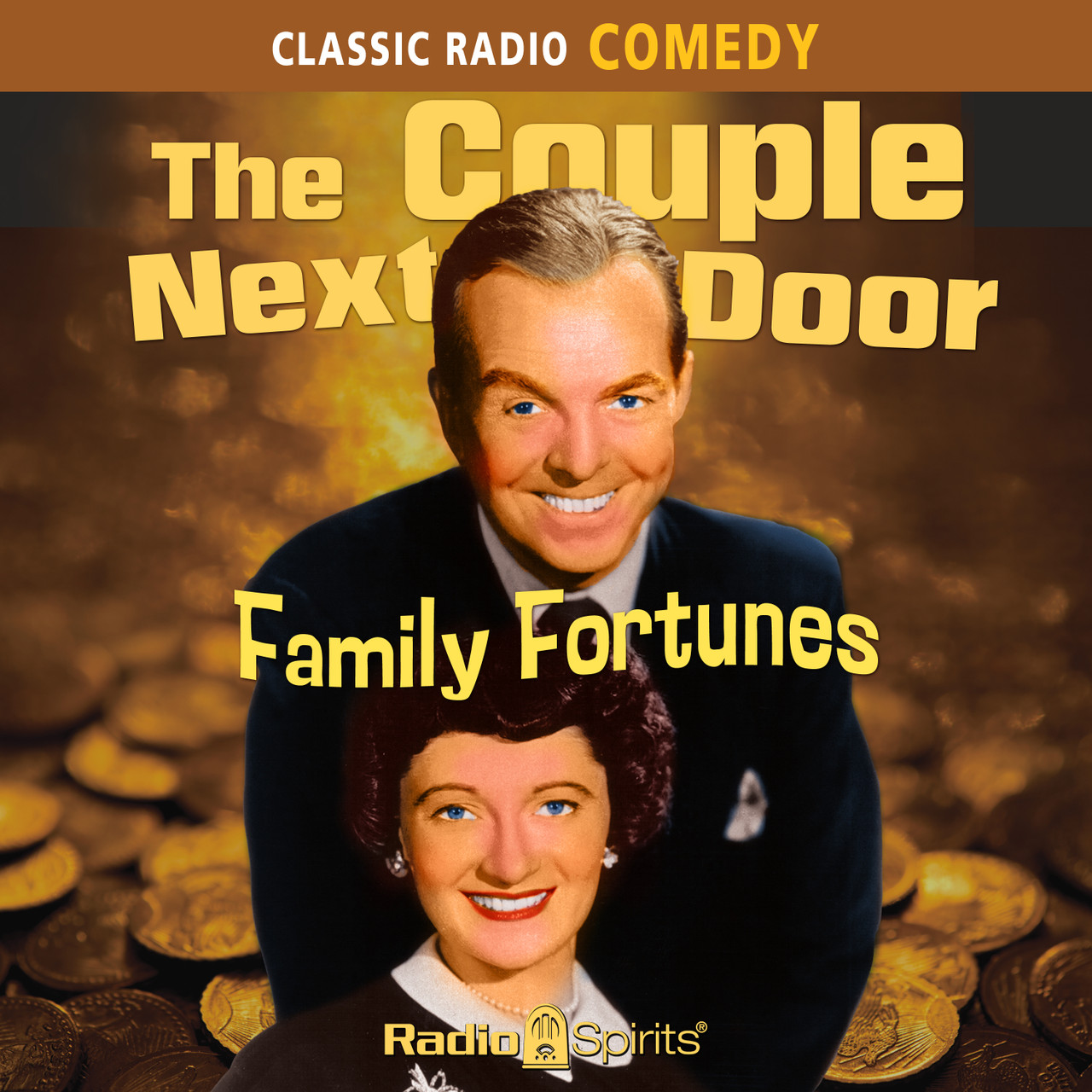 The Couple Next Door: Family Fortunes (MP3 Download)
