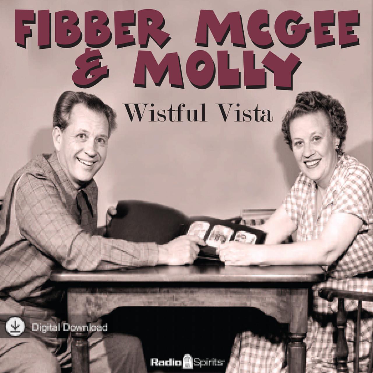 Fibber McGee & Molly: Wistful Vista (MP3 Download)