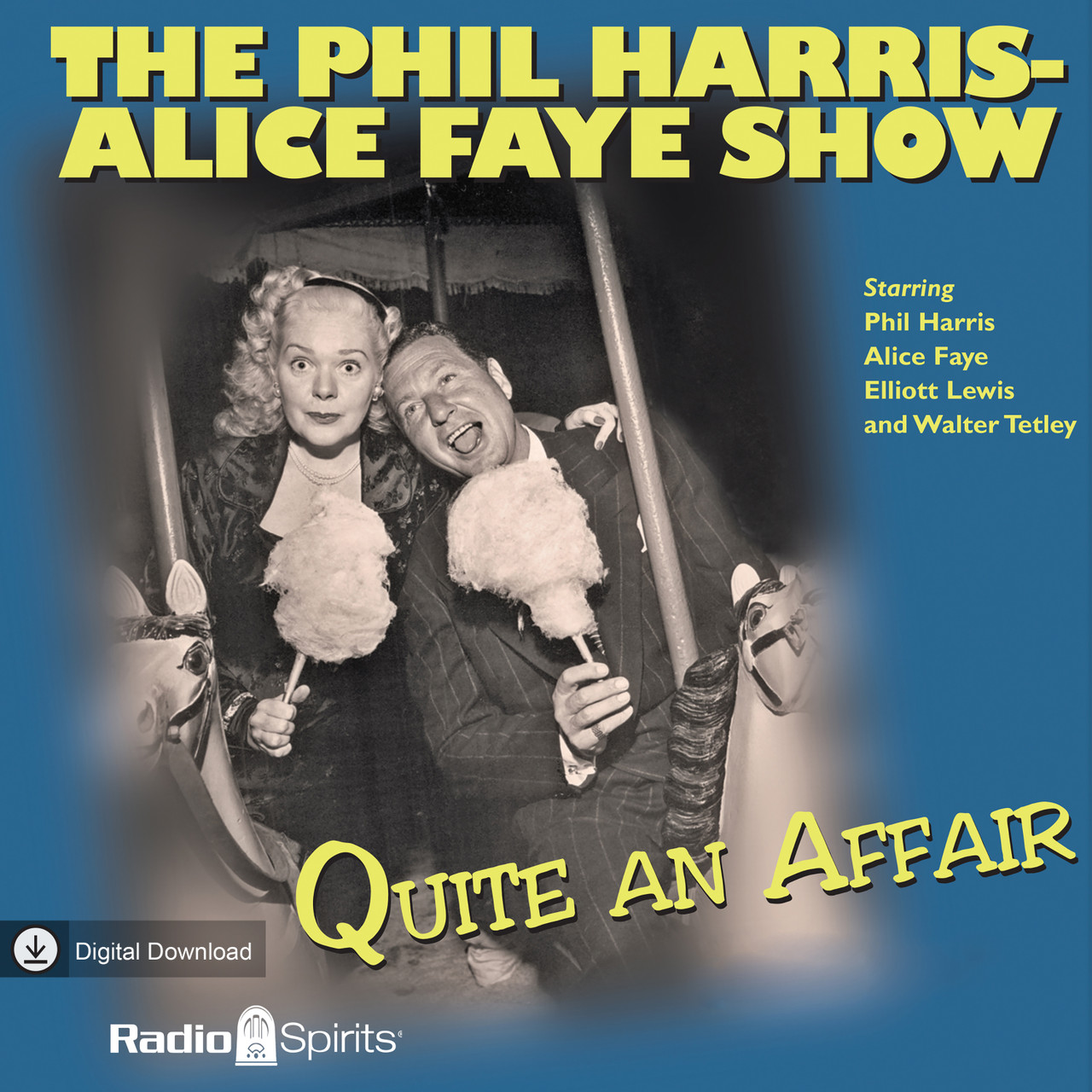The Phil Harris Alice Faye Show: Quite an Affair (MP3 Download)