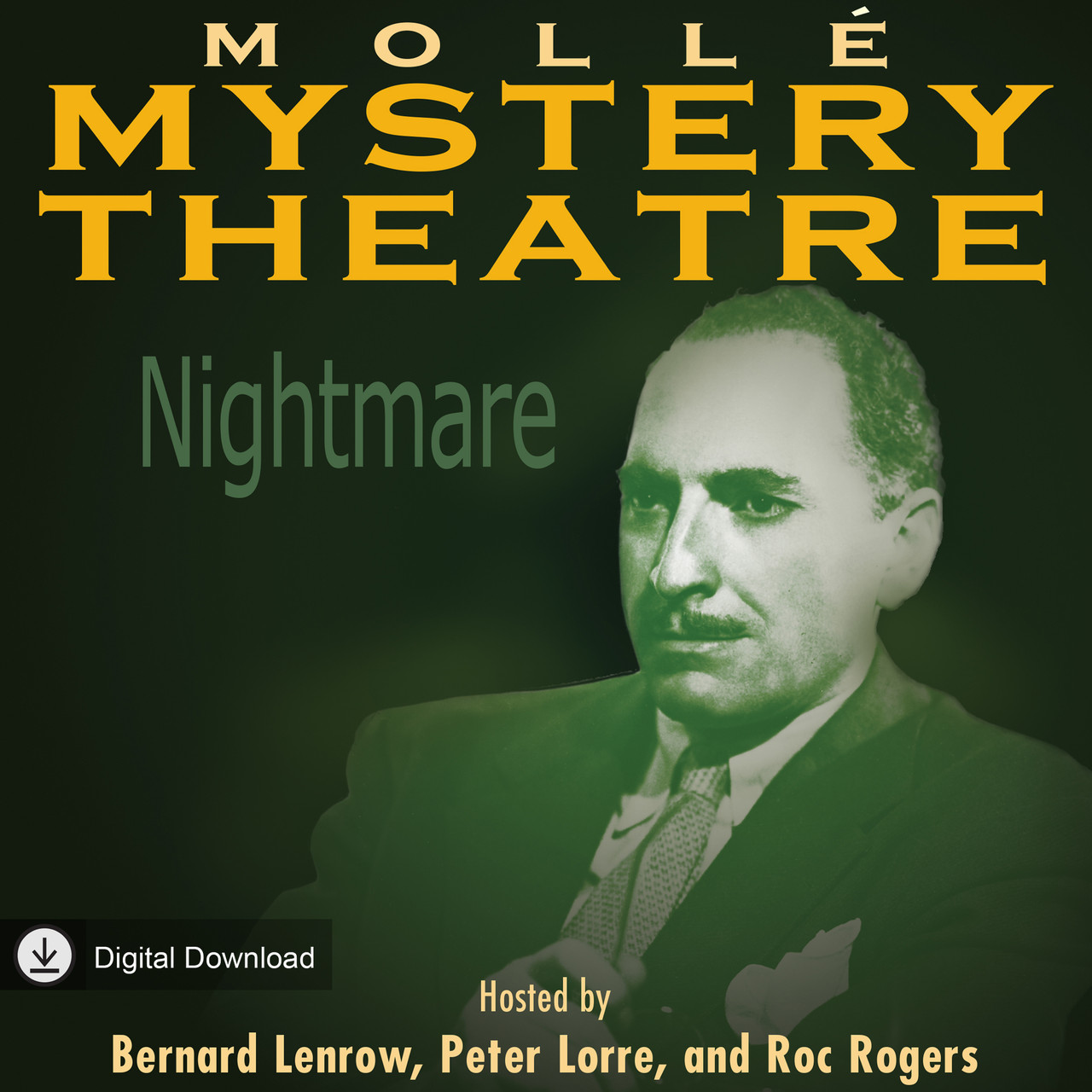 Molle Mystery Theatre: Nightmare (MP3 Download)