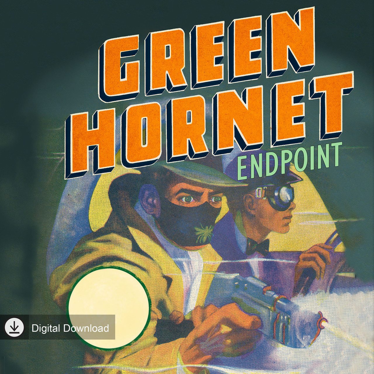 The Green Hornet: Endpoint (MP3 Download)