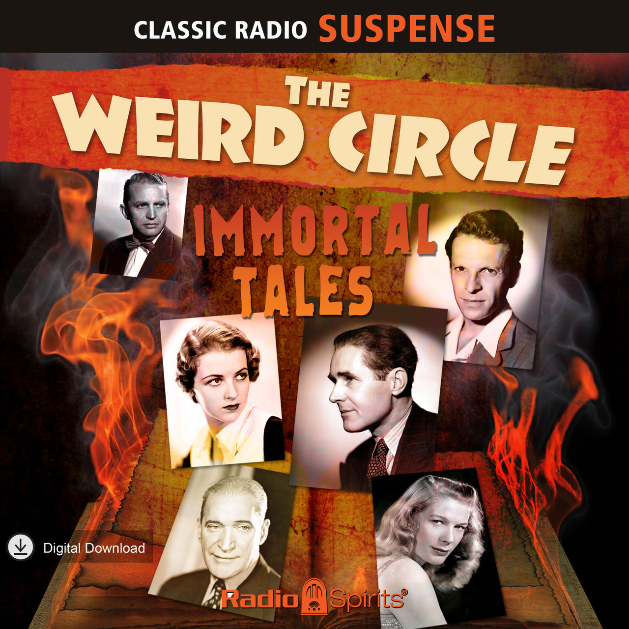 Weird Circle: Immortal Tales (MP3 Download)