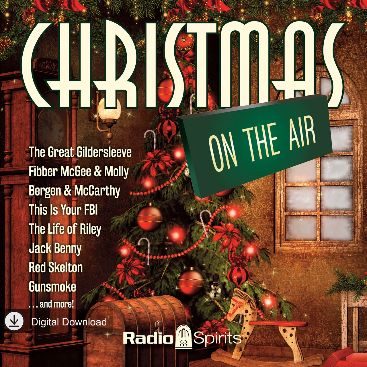 Christmas On The Air (MP3 Download)