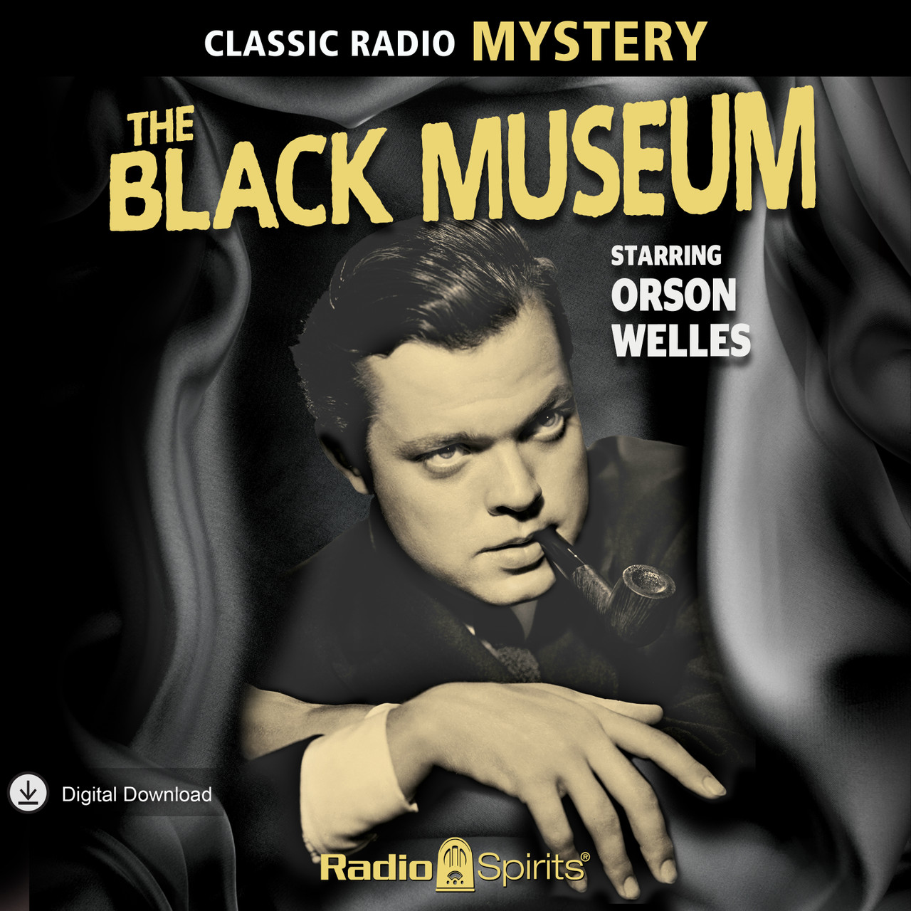 The Black Museum (MP3 Download)