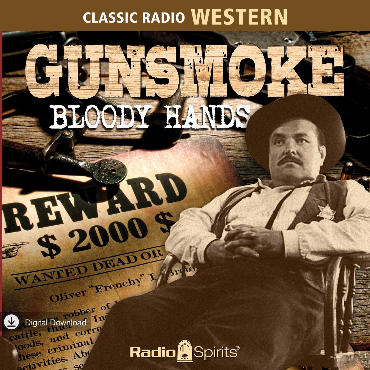 Gunsmoke: Bloody Hands