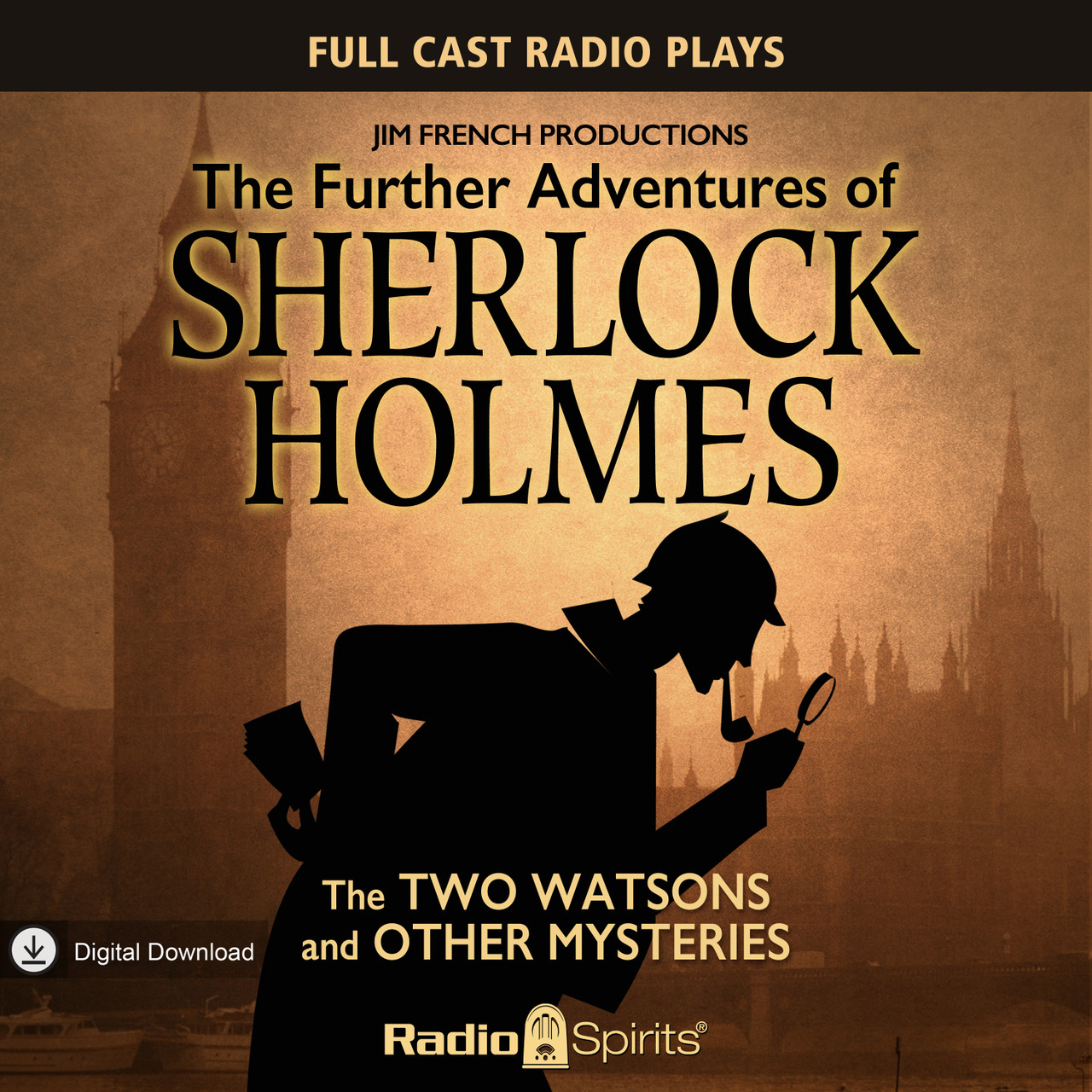 Further Adventures of Sherlock Holmes: The Two Watsons and Other Mysteries