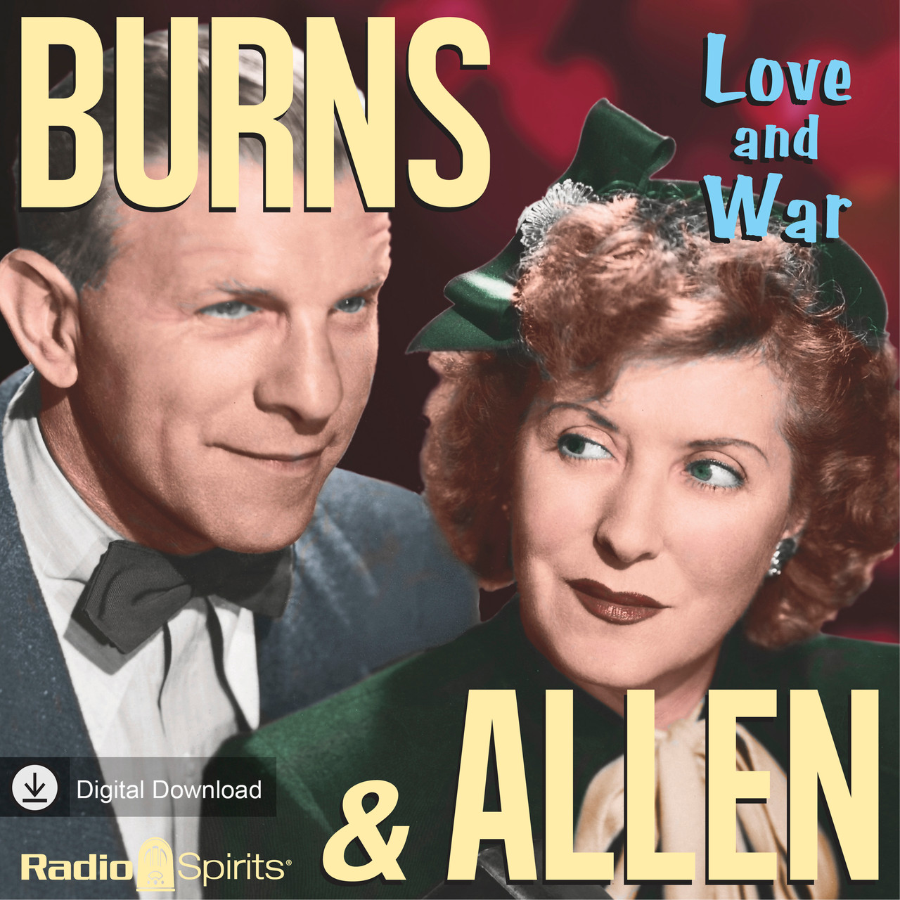 Burns & Allen: Love and War (MP3 Download)