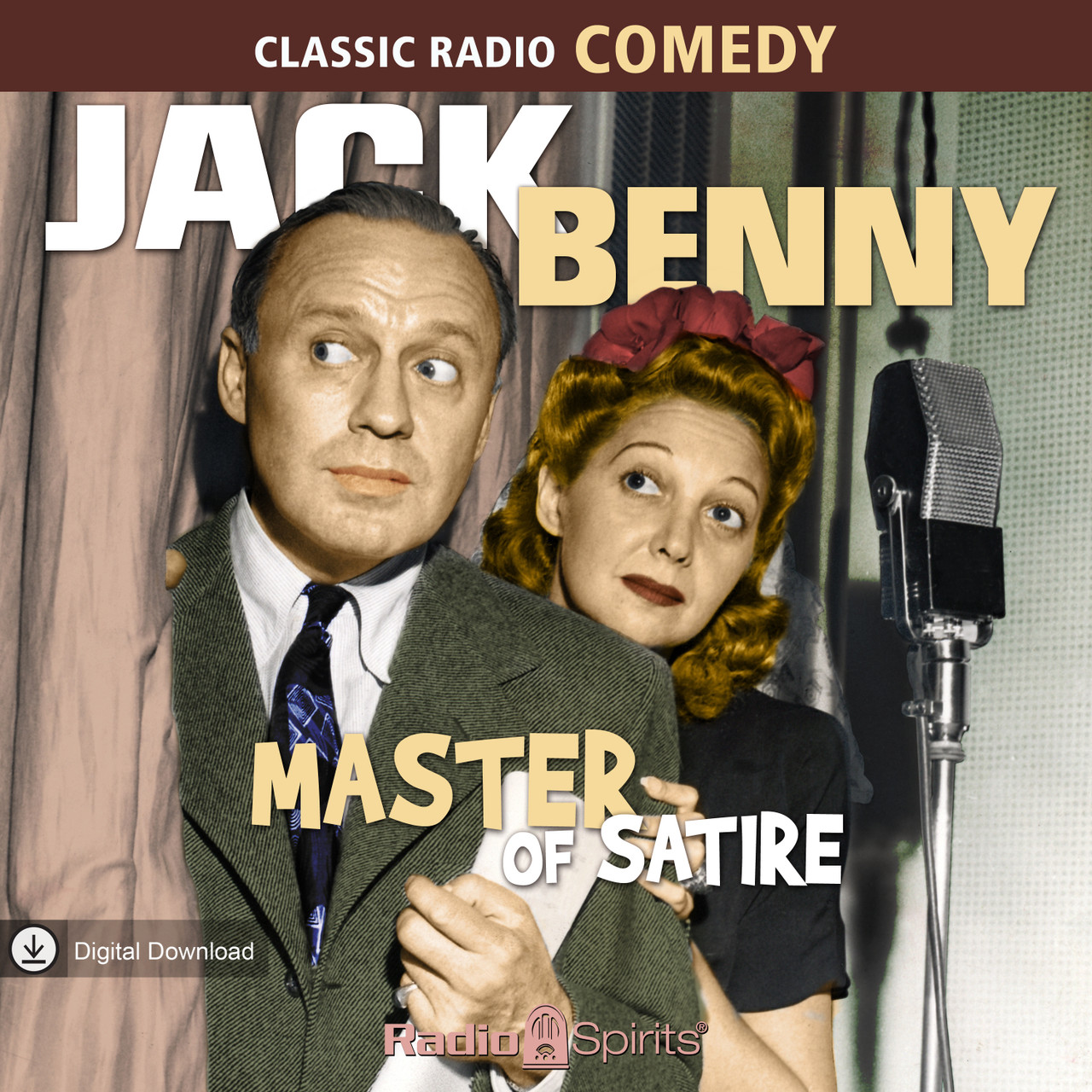Jack Benny: Master of Satire