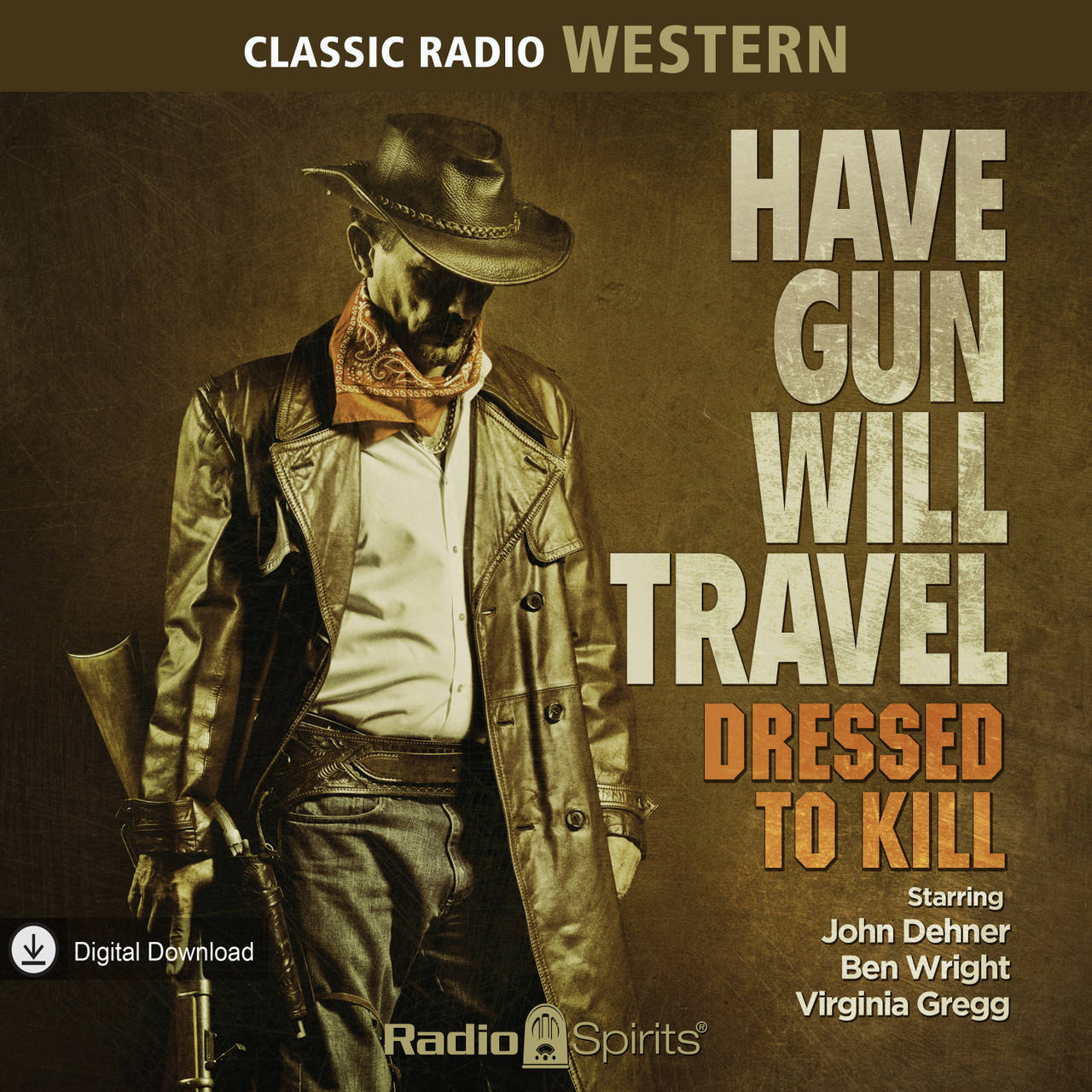 Have Gun - Will Travel: Dressed to Kill