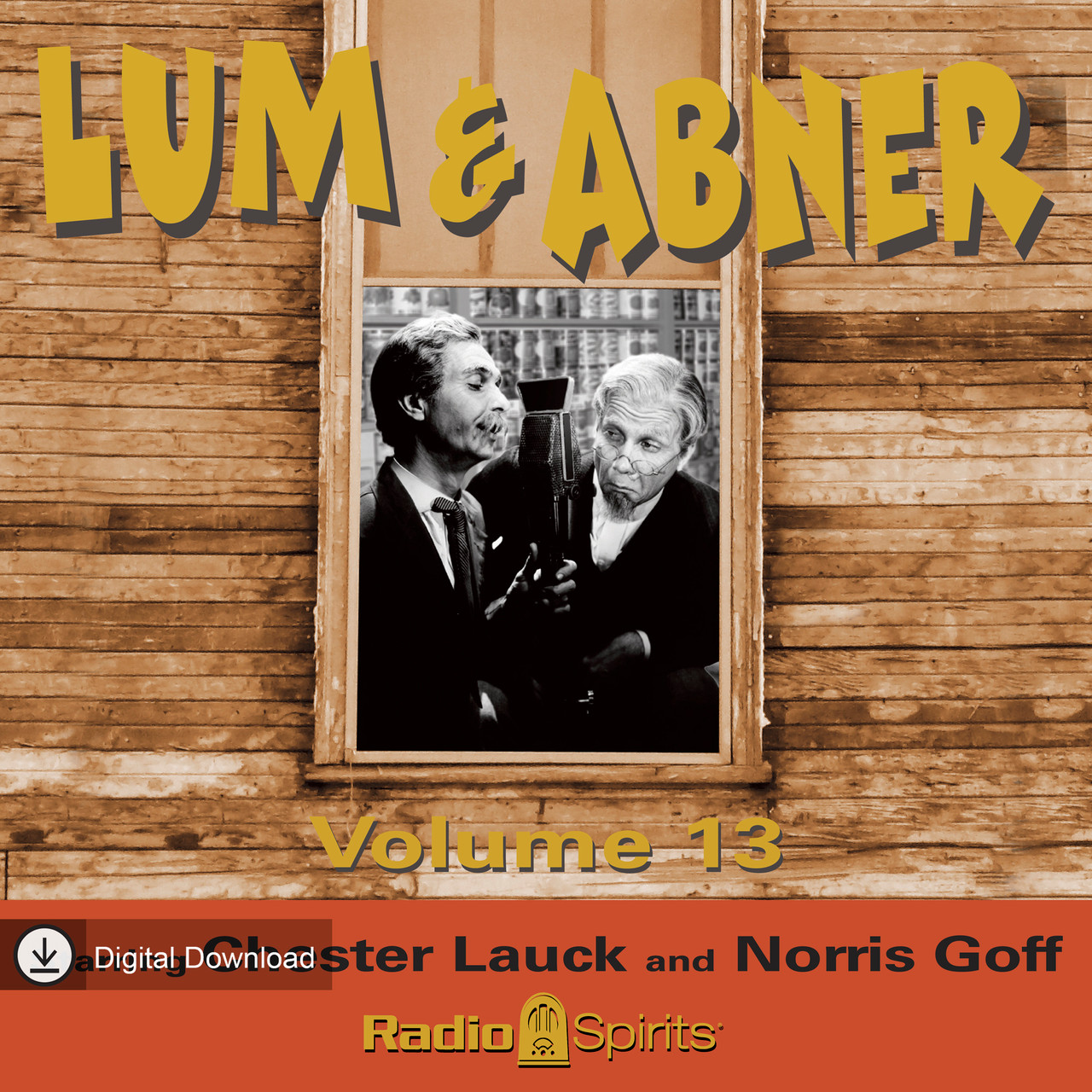 Lum & Abner: Volume 13 (MP3 Download)