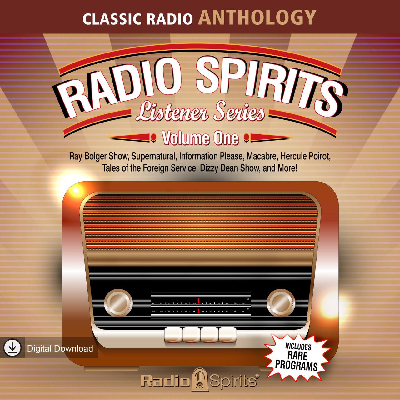 Radio Spirits Listener Series: Volume One