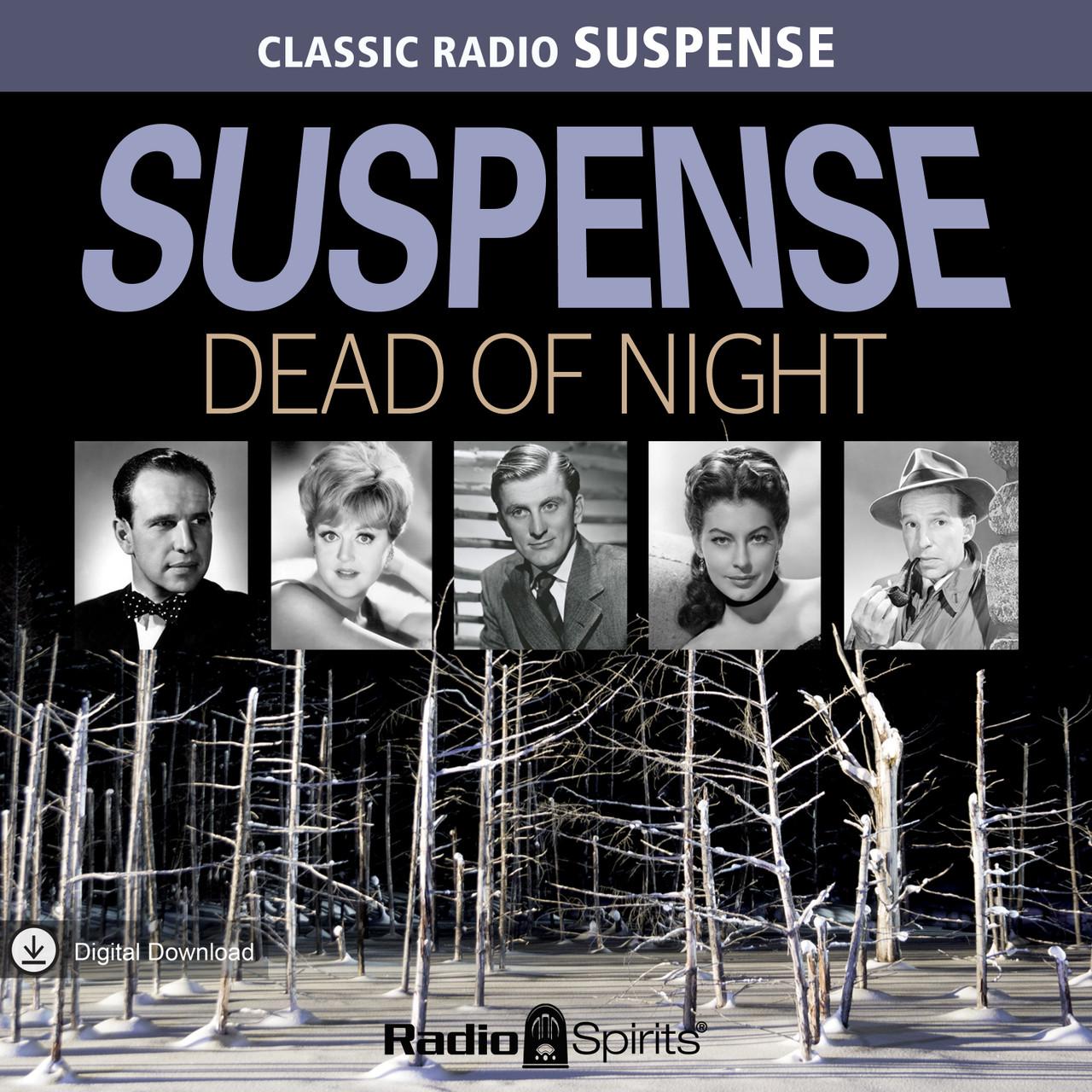 Suspense: Dead of Night (MP3 Download)