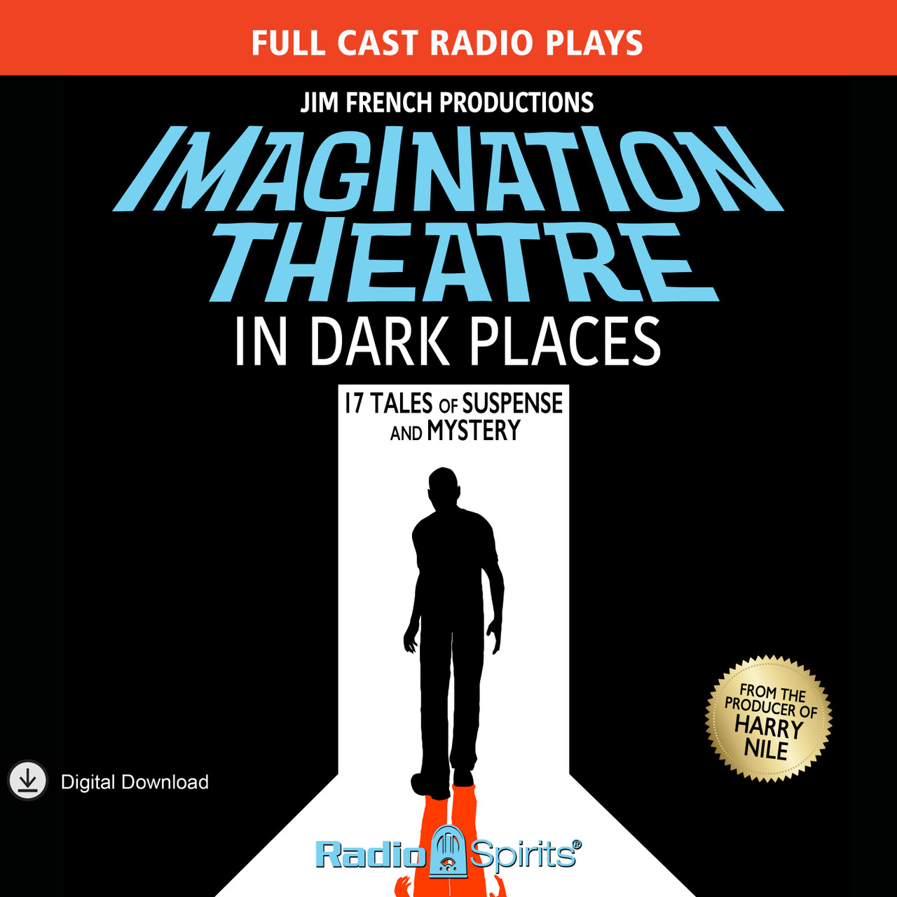 Imagination Theatre: In Dark Places (MP3 Download)