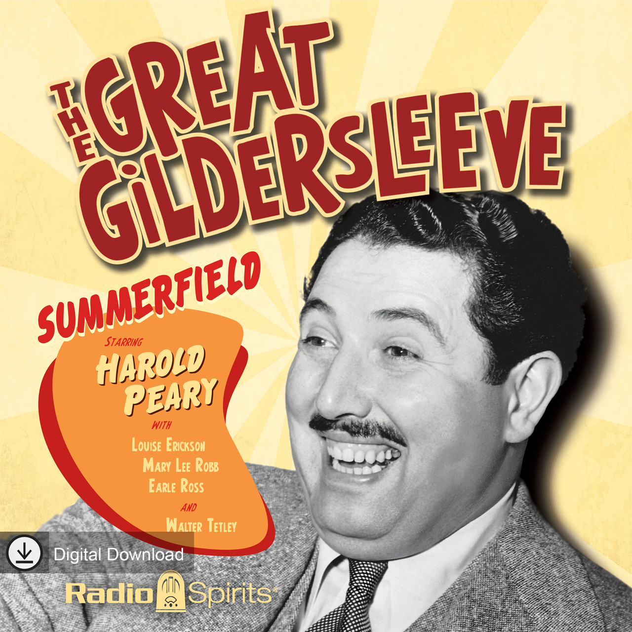 The Great Gildersleeve: Summerfield (MP3 Download)