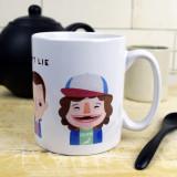 'Friends don't lie' Film Club Mug