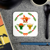 'Gremlins' Christmas Movie Coaster