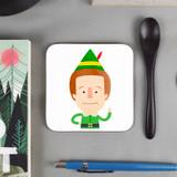 'Elf' Christmas Movie Coaster