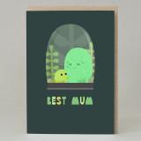 'Best Mum' Card