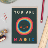 'You Are Magic' Card